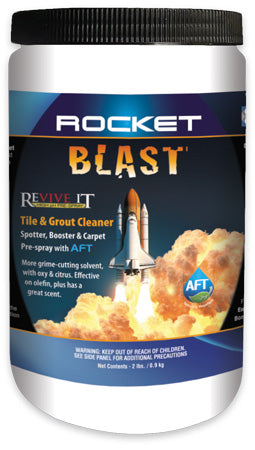 Revive iT Rocket Blast - Tile & Grout Cleaner - 2lb Container