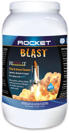 Revive iT Rocket Blast - Tile & Grout Cleaner - 7.5lb Container *** ON SALE NOW ***