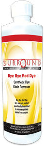 Surround Bye Bye Red Dye