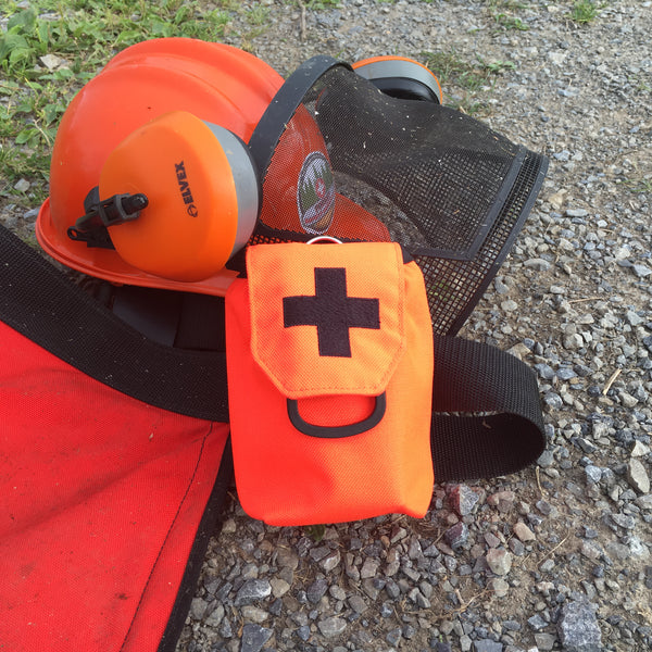 Benefits of Forest Safety Product's Chainsaw Trauma Kit v2