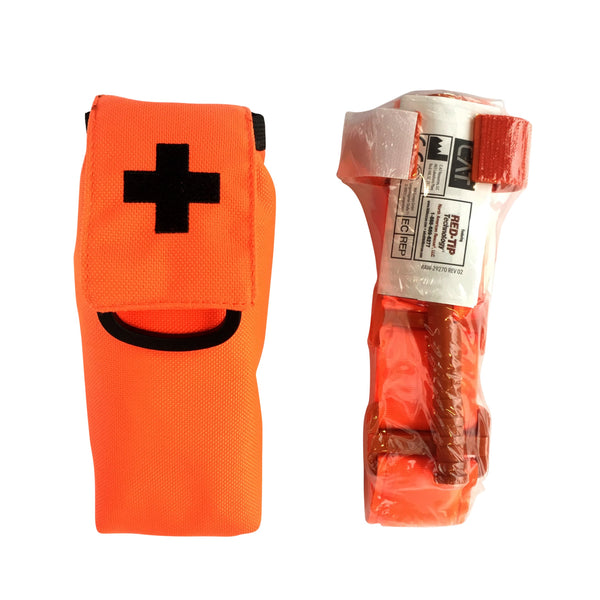 FOREST SAFETY PRODUCTS TOURNIQUET POUCH now available!