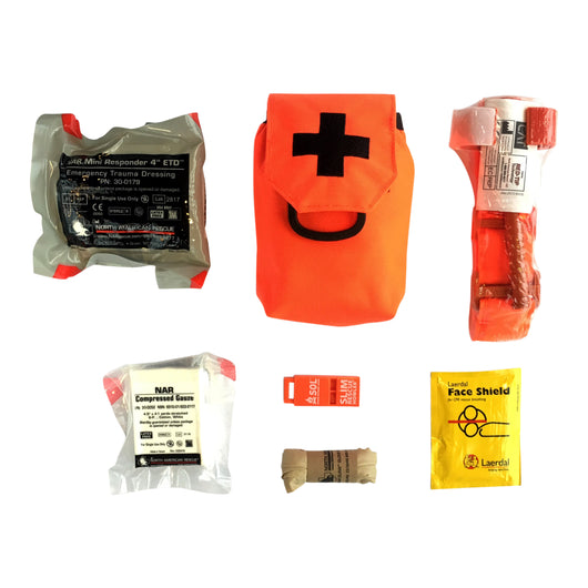 Crew Chainsaw Trauma Kit