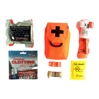 Solo Chainsaw Trauma Kit