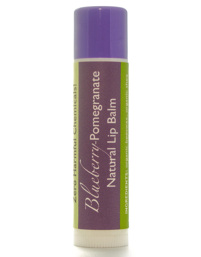 NEW! Blueberry Pomegranate Lip Balm