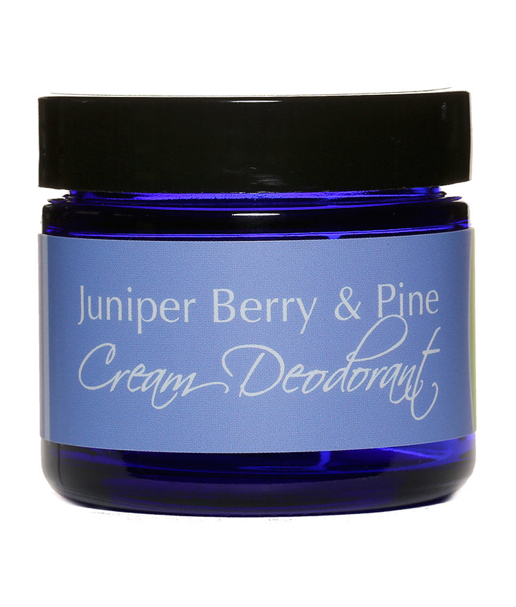 Juniper Berry and Pine Cream Deodorant (Try Me Size)