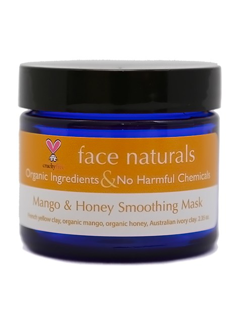 Mango and Honey Smoothing Mask