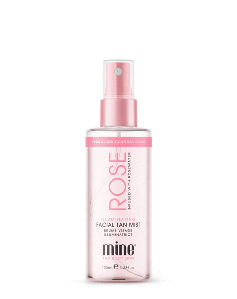 Rose Illuminating Facial Tan Mist