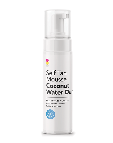 Self Tan Mousse - Coconut Water Dark