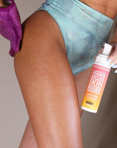 Wonder Tan Self Tan Foam