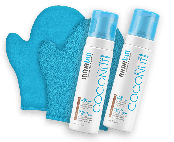 Coconut Water Foam Duo Pack