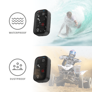 Waterproof Wearable Smart Remote for GoPro Hero 7/6/5/4/3+ & Session cameras