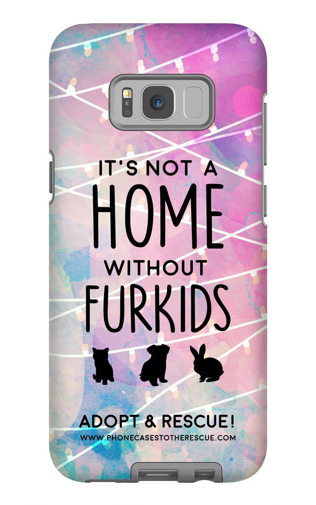 Samsung Galaxy S8 Plus For the Love of Fur Babies Phone Case with Tough Rugged Protection