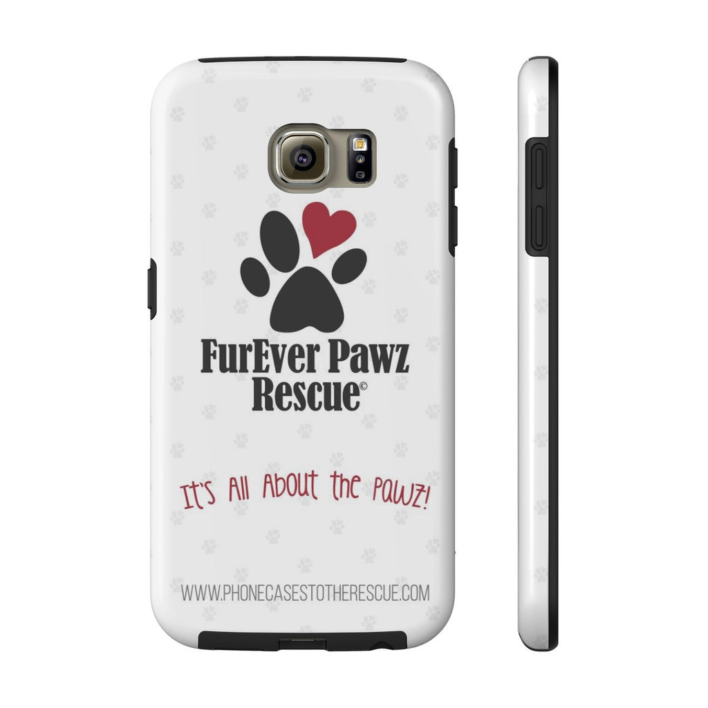 Samsung Galaxy S6 FurEver Pawz Rescue Collaboration Case with Tough Rugged Protection