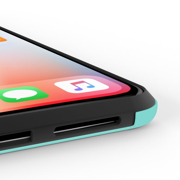 iPhone X Whoever Said That Phone Case with Tough Rugged Protection