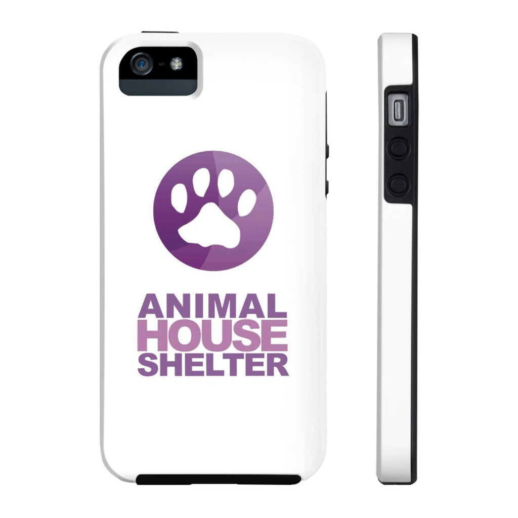 iPhone 5/5s/5se Animal House Shelter Collaboration Case with Tough Rugged Protection
