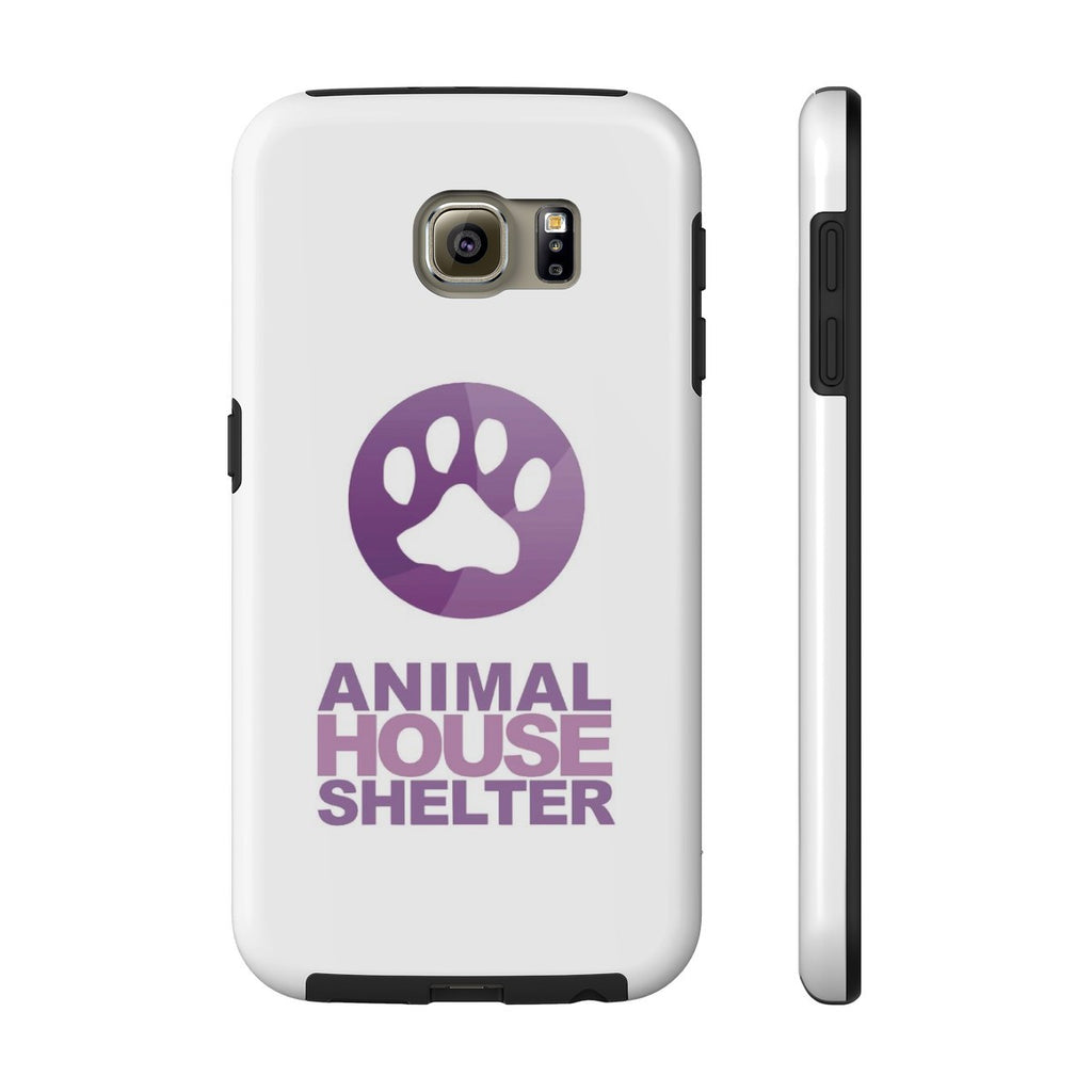 Samsung Galaxy S6 Animal House Shelter Collaboration Case with Tough Rugged Protection