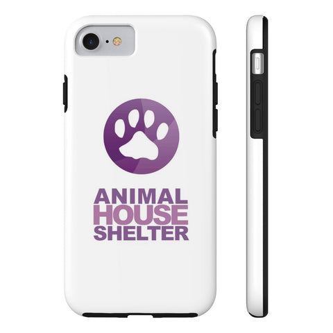 iPhone 7 Animal House Shelter Collaboration Case with Tough Rugged Protection
