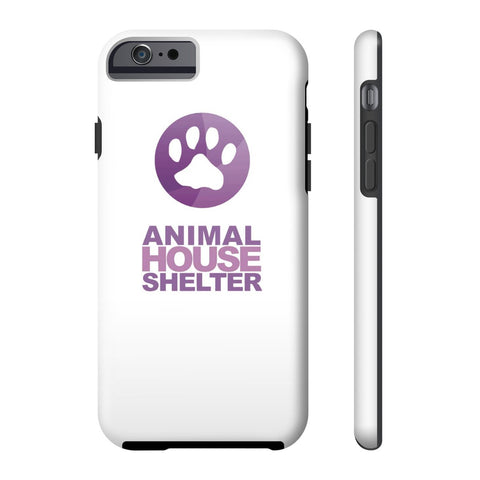 iPhone 6/6s Animal House Shelter Collaboration Case with Tough Rugged Protection