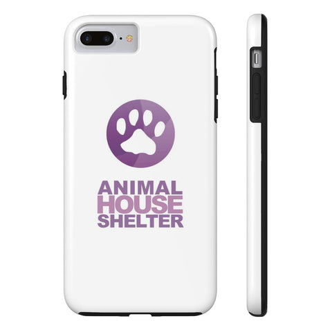 iPhone 7 Plus Animal House Shelter Collaboration Case with Tough Rugged Protection