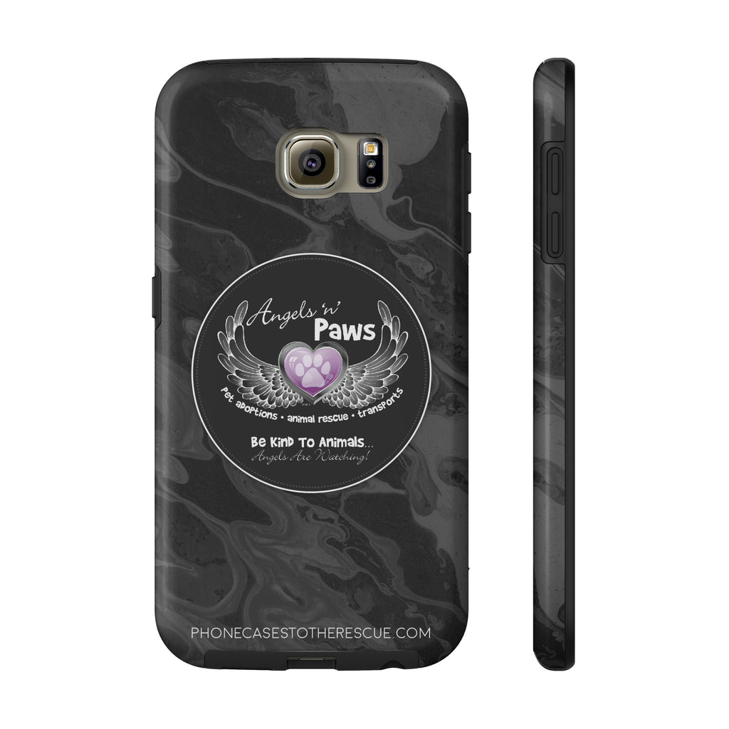 Samsung Galaxy S6 Angels n Paws Collaboration Case with Tough Rugged Protection