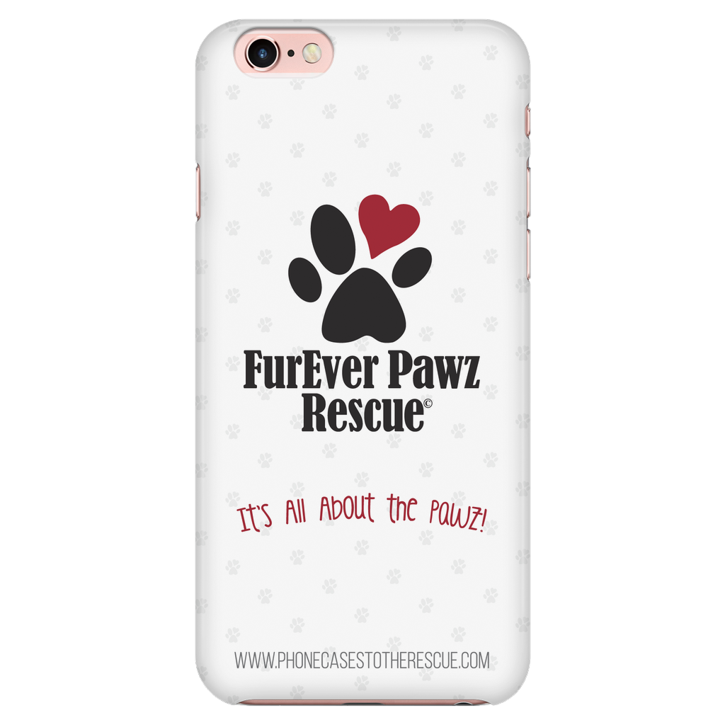 iPhone 7/7s FurEver Pawz Rescue Collaboration Case with Ultra Slim Durable Profile
