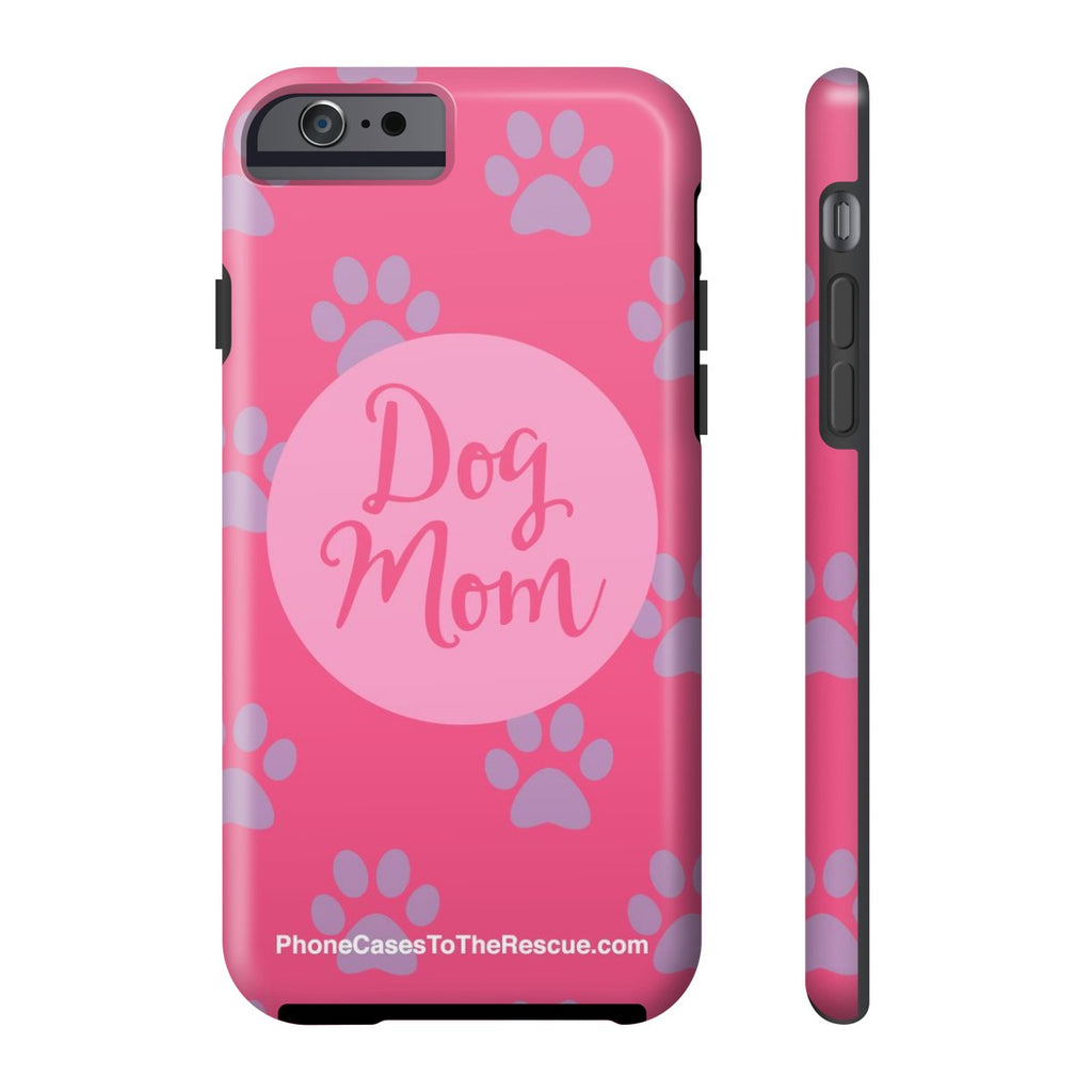 iPhone 6/6s Dog Mom Phone Case with Tough Rugged Protection