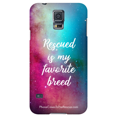 Samsung Galaxy S5 Rescued Is My Favorite Phone Case with Ultra Slim Profile