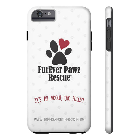iPhone 6/6s Plus FurEver Pawz Rescue Collaboration Case with Tough Rugged Protection