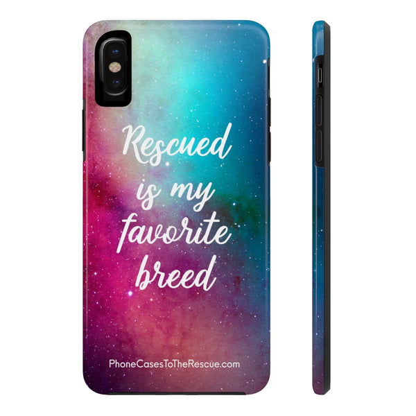 iPhone X Rescued Is My Favorite Phone Case with Tough Rugged Protection