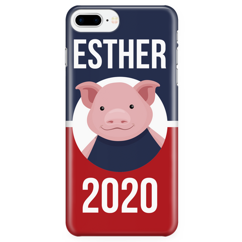 iPhone 7/7s Plus Esther 2020 Patriotic Phone Case with Ultra Slim Durable Profile