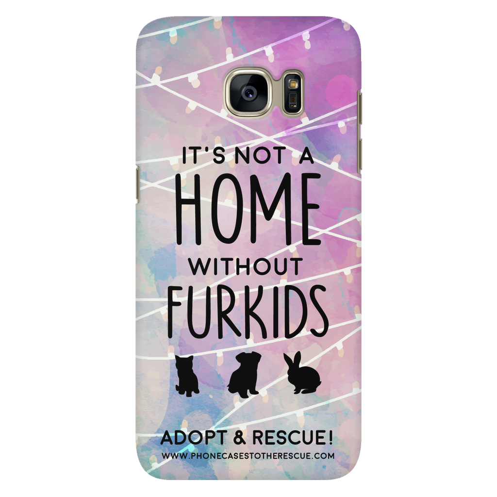 Samsung Galaxy S7 For the Love of Fur Babies Phone Case with Ultra Slim Durable Profile