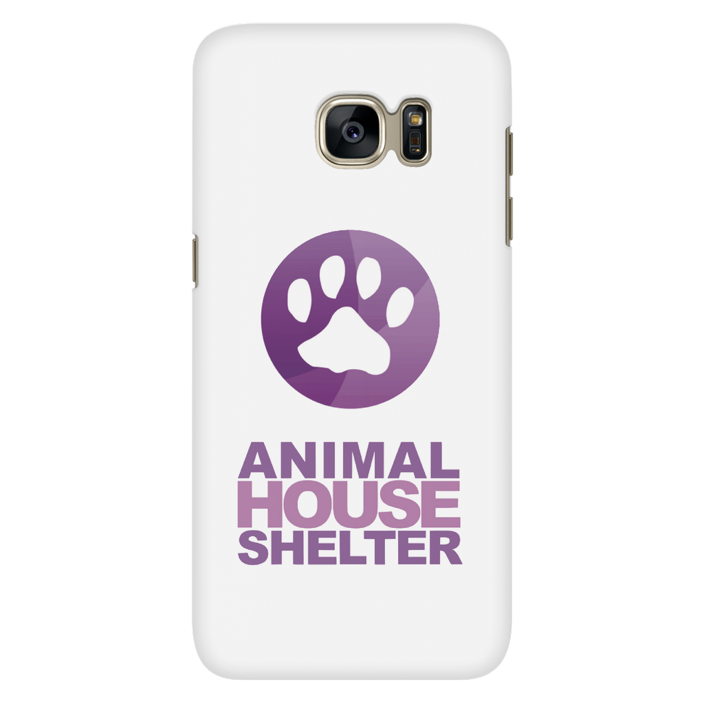 Samsung  Galaxy S7 Animal House Shelter Collaboration Case with Ultra Slim Durable Profile with Ultra Slim Durable Profile