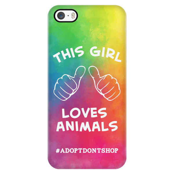This Girl Loves Animals - Available for Androids & iPhones