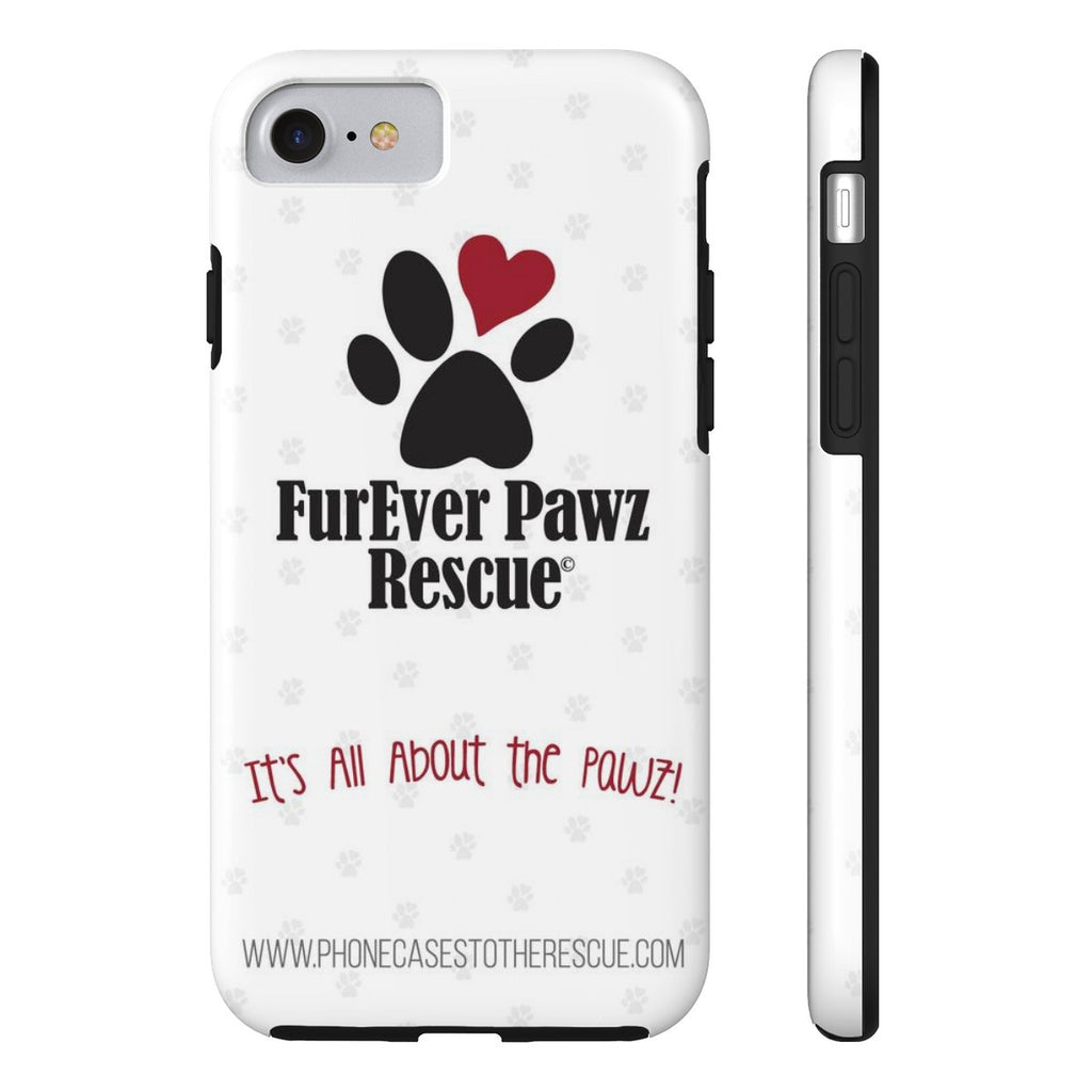 iPhone 7 FurEver Pawz Rescue Collaboration Case with Tough Rugged Protection