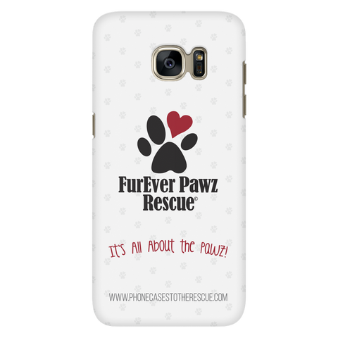 Samsung  Galaxy S7 FurEver Pawz Rescue Collaboration Case with Ultra Slim Durable Profile with Ultra Slim Durable Profile