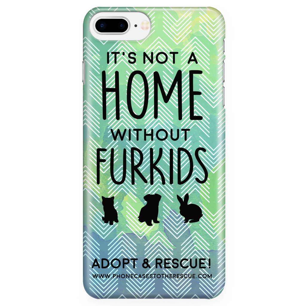iPhone 7/7s Plus For the Love of Fur Babies Phone Case with Ultra Slim Durable Profile