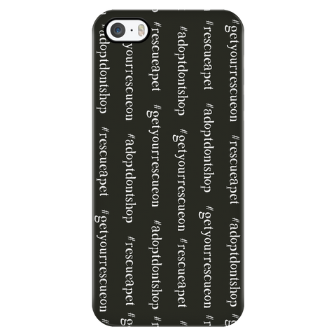 iPhone 5/5s Get Your Rescue On Phone Case with Ultra Slim Durable Profile