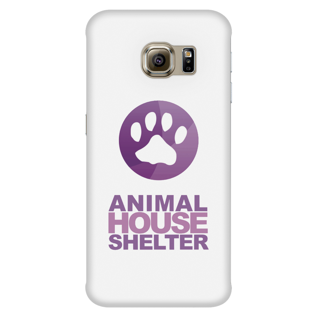 Samsung  Galaxy S6 Edge Animal House Shelter Collaboration Case with Ultra Slim Durable Profile with Ultra Slim Durable Profile