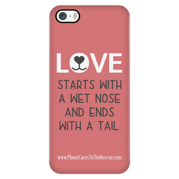 Love Starts With - Available for Androids & iPhones
