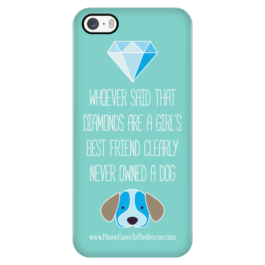 iphone 5 5s case support animal rescue shelters phone cases to