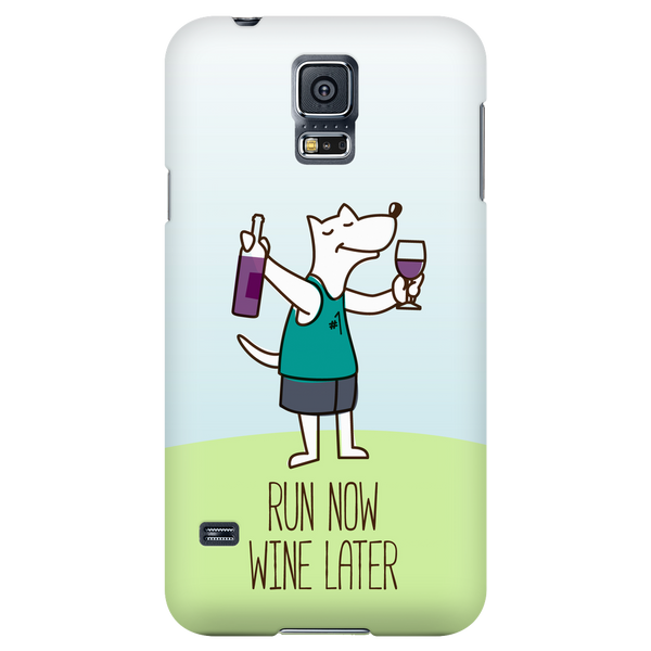 Run Now Wine Later - Available for Androids & iPhones