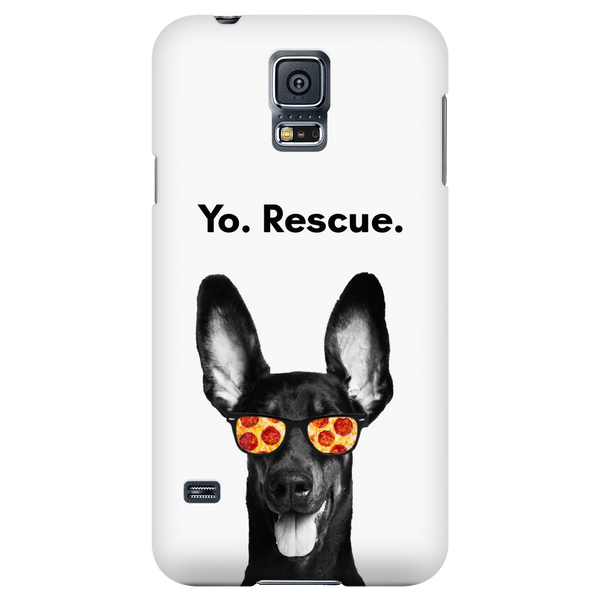 Yo Rescue (white) - Available for Androids & iPhones