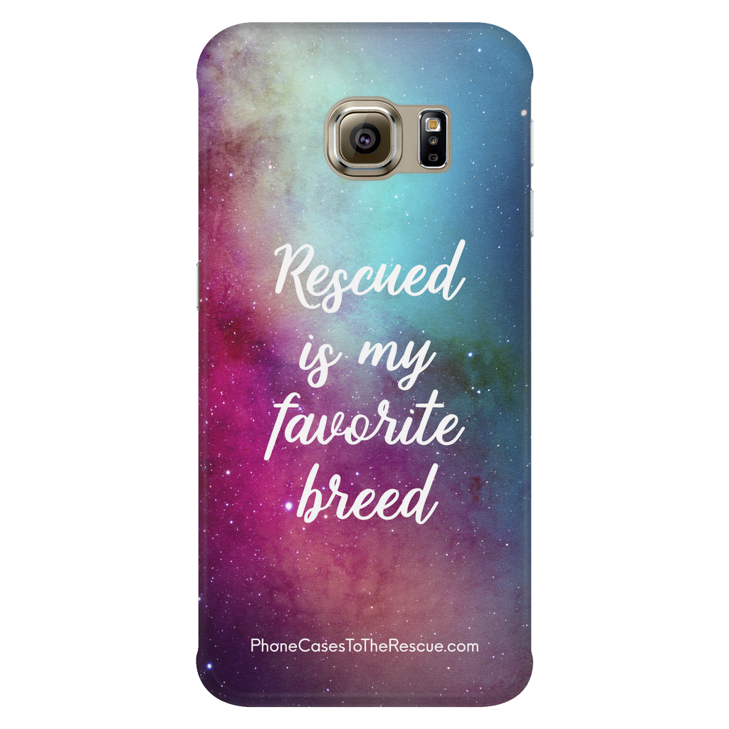 Samsung Galaxy S6 Edge Rescued Is My Favorite Phone Case with Ultra Slim Profile