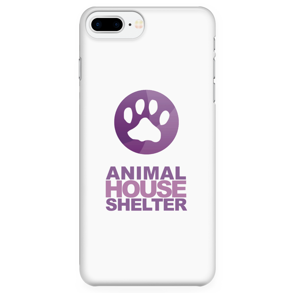 iPhone 7 Plus Animal House Shelter Collaboration Case with Ultra Slim Durable Profile