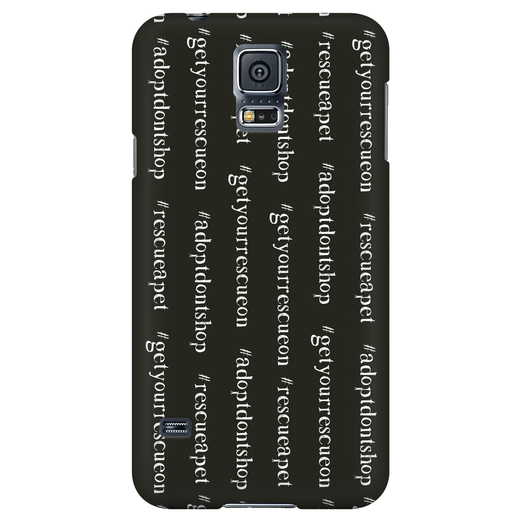 Samsung Galaxy S5 Get Your Rescue On Phone Case with Ultra Slim Profile