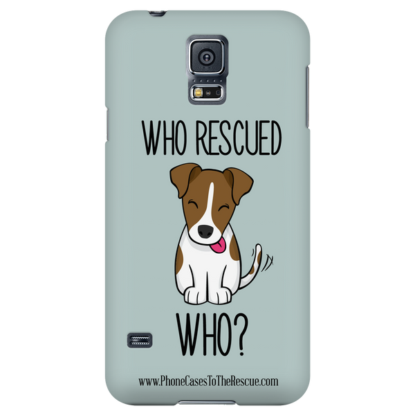 Who Rescued Who - Available for Androids & iPhones