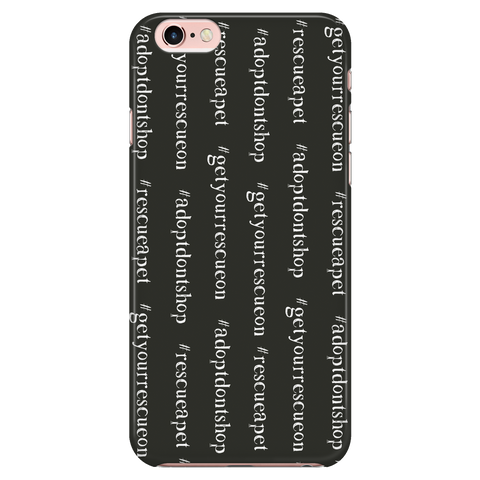 iPhone 6/6s Get Your Rescue On Phone Case with Ultra Slim Durable Profile