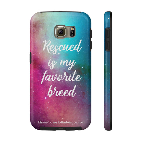 Samsung Galaxy S6 Rescued Is My Favorite Phone Case with Tough Rugged Protection