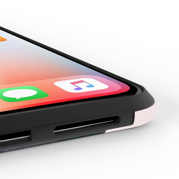 iPhone X Yo Rescue Phone Case with Tough Rugged Protection