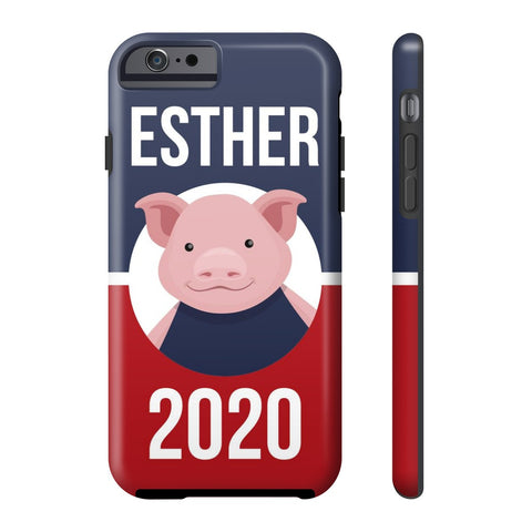 iPhone 6/6s Esther 2020 Patriotic Phone Case with Tough Rugged Protection